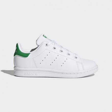 ADIDAS STAN SMITH BAMBINO/A Colore Bianco/Verde