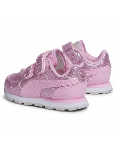 PUMA GLITZ INF Bambina Rosa glitter...